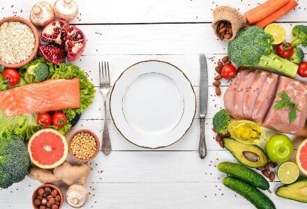 Importância da alimentação saudável - Mercadão de Vila Formosa